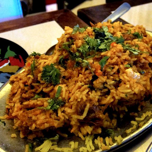 Mutton Briyani @ Delhi Restaurant - Serangoon Road
