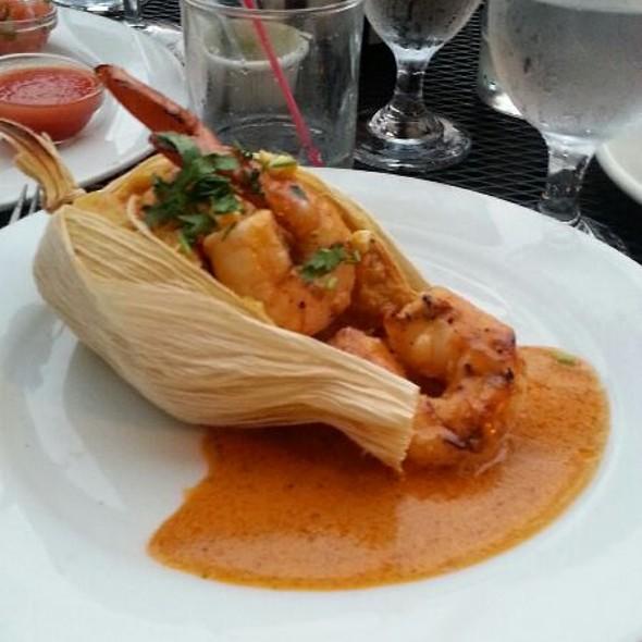 Shrimp Tamales - Caracara Mexican Grill, Farmingdale, NY
