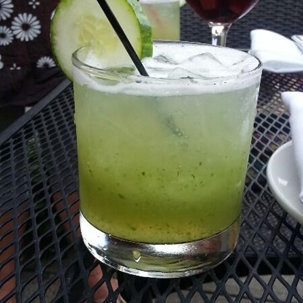 Cucumber Jalapeno Margarita - Caracara Mexican Grill, Farmingdale, NY