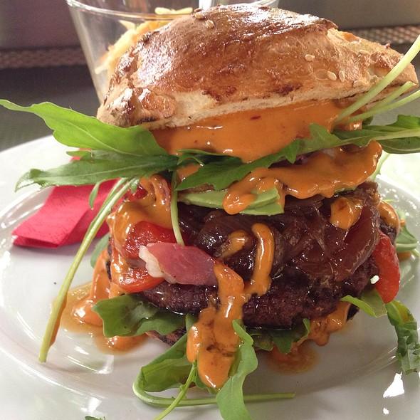 #Cipotle Mayo Burger @ Kipperquelle