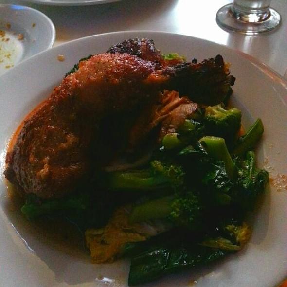 Thai Volcanic Chicken @ Spice