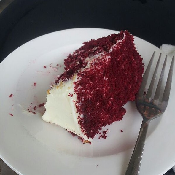 Red Velvet Cake @ Fallen Angel Bakery