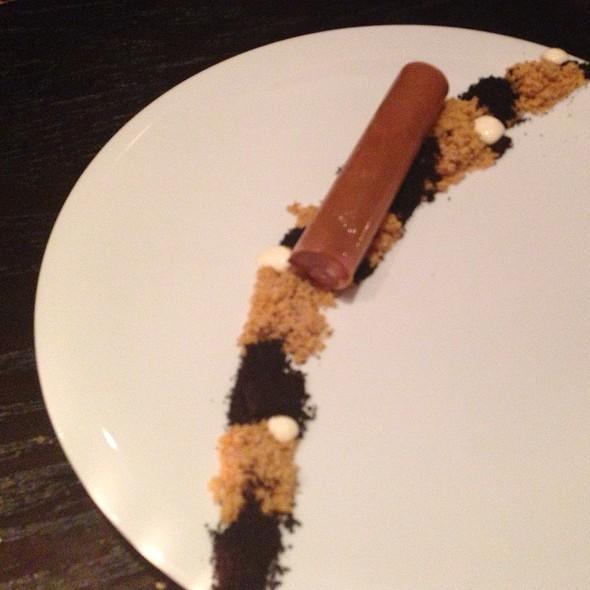 Mexican Chocolate Ice Cream @ Empellon Cocina