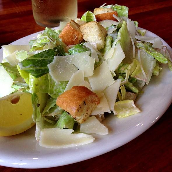Classic Caesar Salad - Lumberyard, Laguna Beach, CA