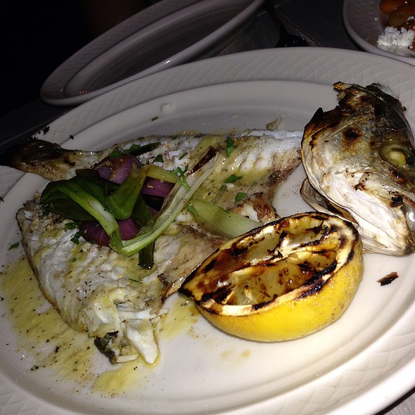 Branzino @ MP Taverna