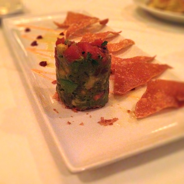 Ahi Tuna Tower - Morton's The Steakhouse - New Orleans, New Orleans, LA