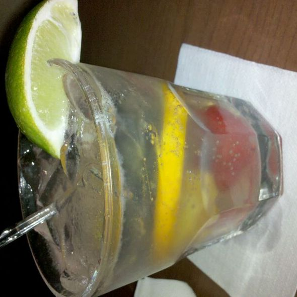 Tom Collins @ Reuben's Restaurant
