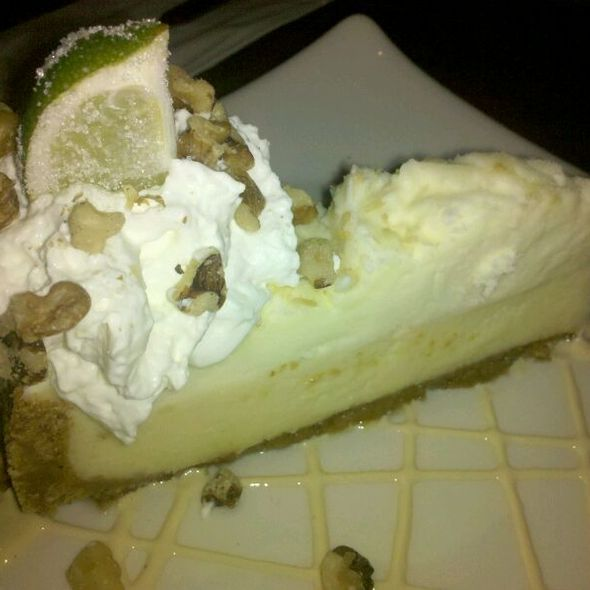 Key Lime Pie @ Reuben's Restaurant
