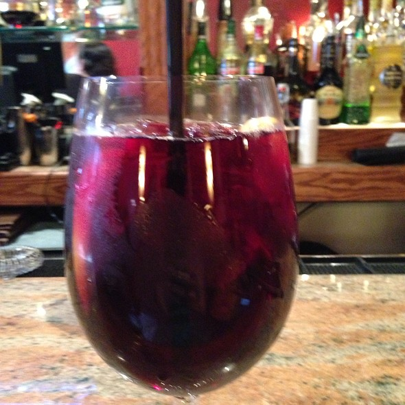 Sangria - Gennaro's 5 North Square, Boston, MA