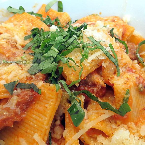 Italian Sausage Pasta @ Grassa