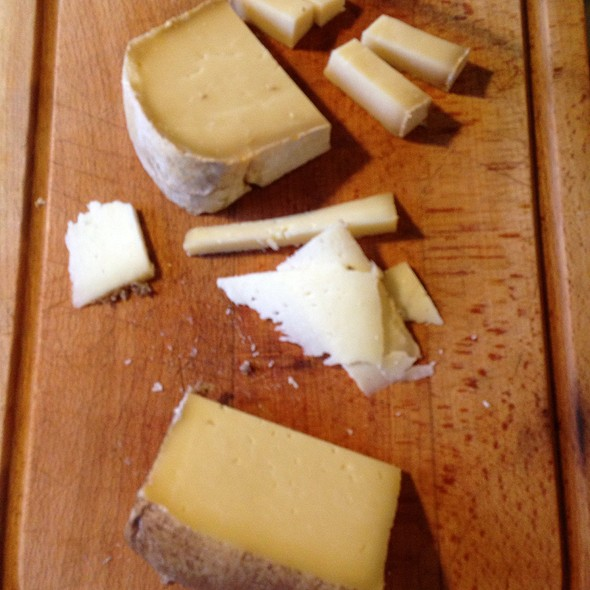 Assorted Pecorino Cheese