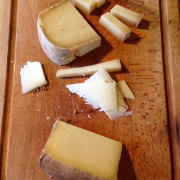 Assorted Pecorino Cheese