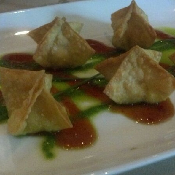 Lobster Rangoon - Southern Prime Steakhouse, Southern Pines, NC