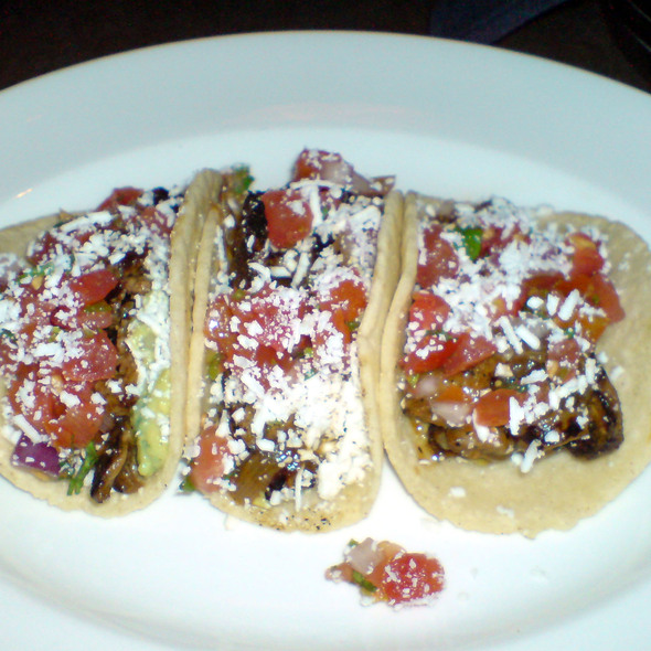 Carne Asada Tacos @ Dos Caminos