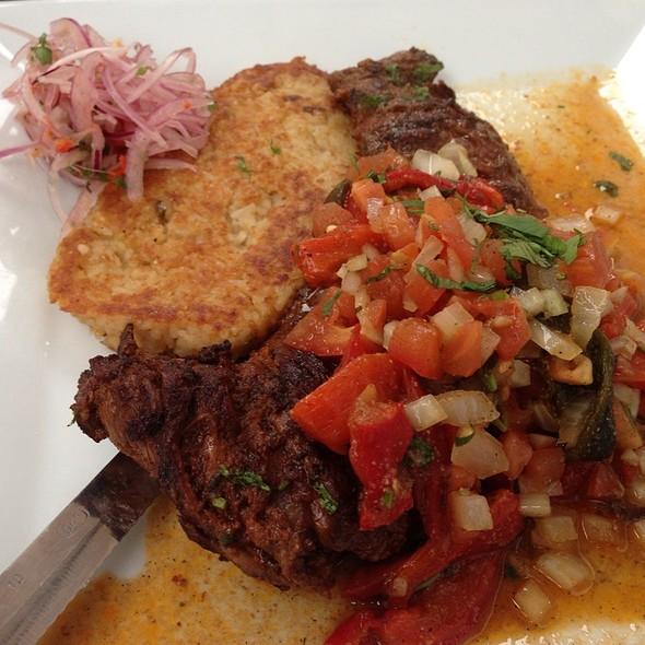 Steak Tacu Tacu  @ El Tule