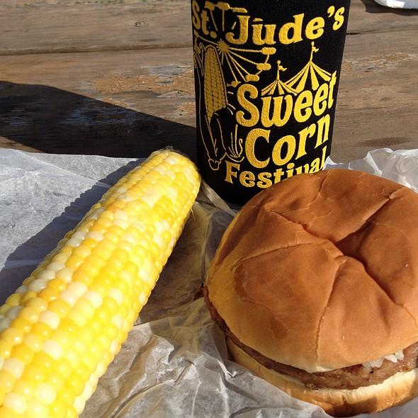Sweet Corn @ St. Jude's Sweet Corn Festival