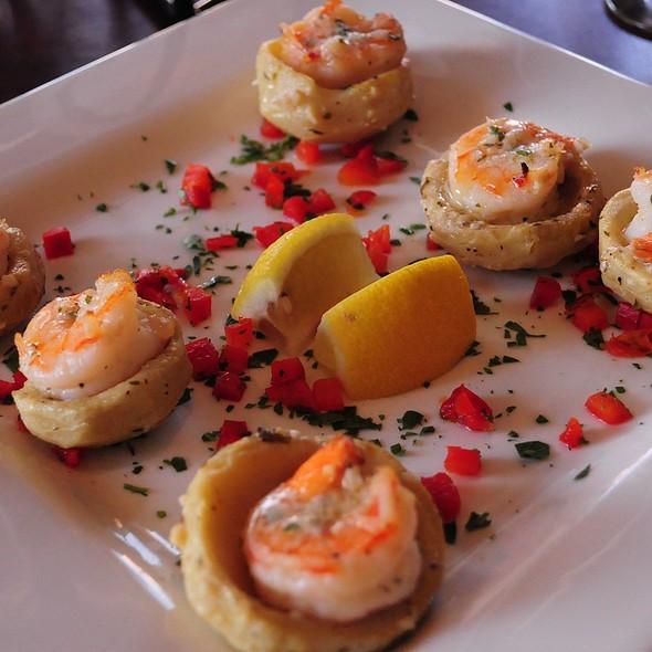 Shrimp Carciofi