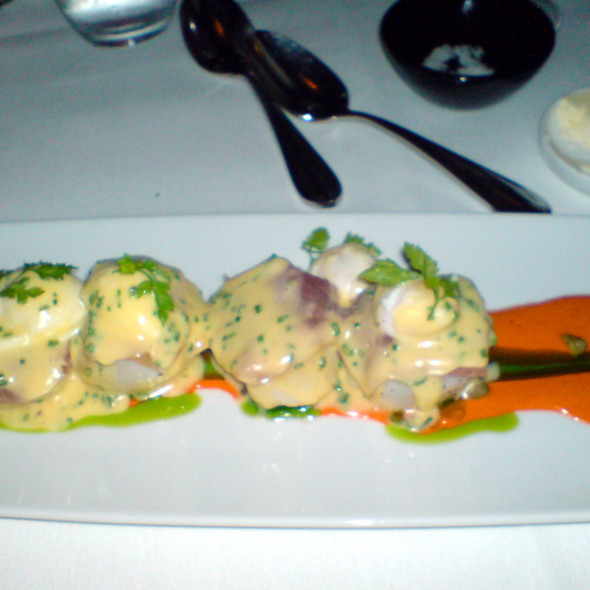 Scallops @ Unknown