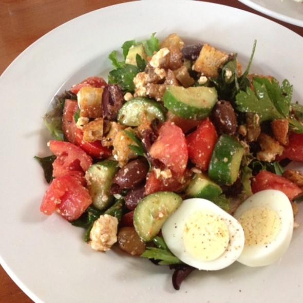Bread Salad @ Kitchen 388