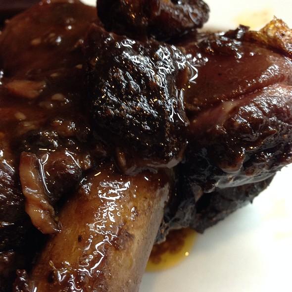 Pernil Asado - Roast Pork @ Buffet Lisboa