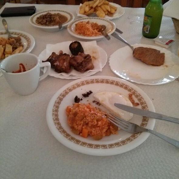 Misto Regional  @ Casa de Pasto do Posto Santo