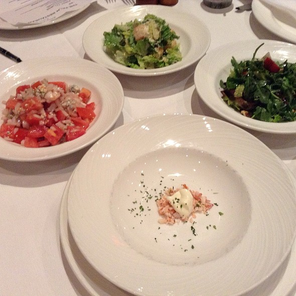 Salads @ The Palm Restaurant