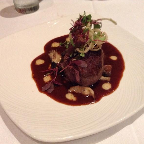 9 oz Filet Mignon @ The Palm Restaurant