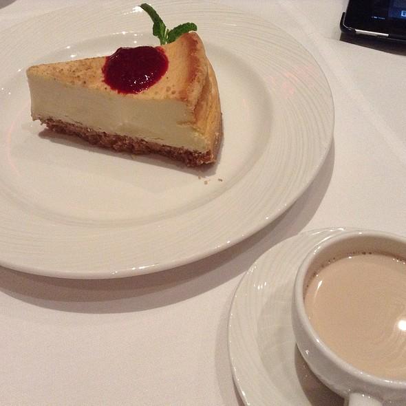 New York Cheesecake @ The Palm Restaurant