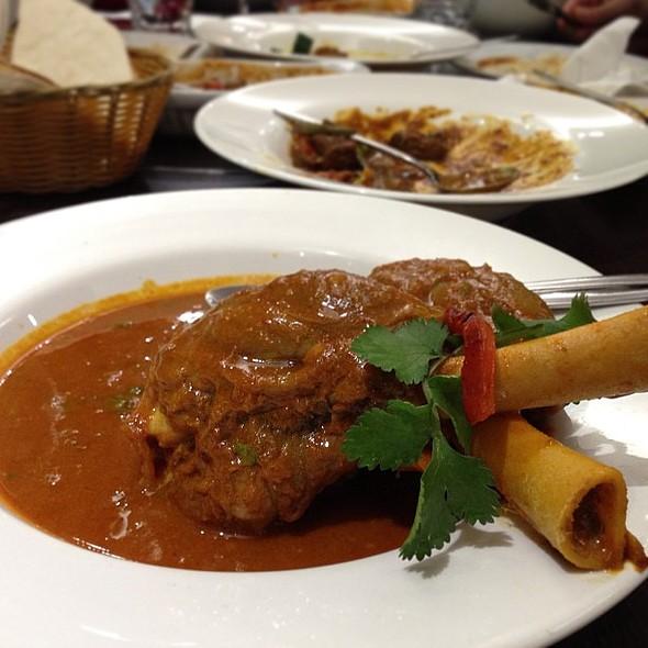 Lamb Shanks @ Himalayan Char Grill