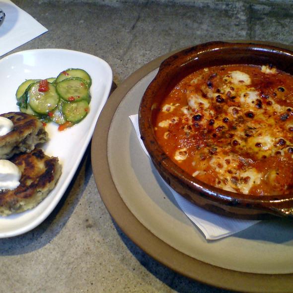 assorted appetizer @ Evvia Estiatorio