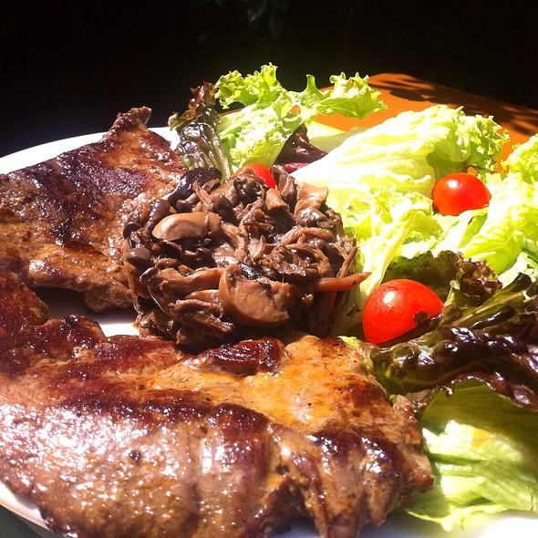 Grill & Salad @ Desfrutti