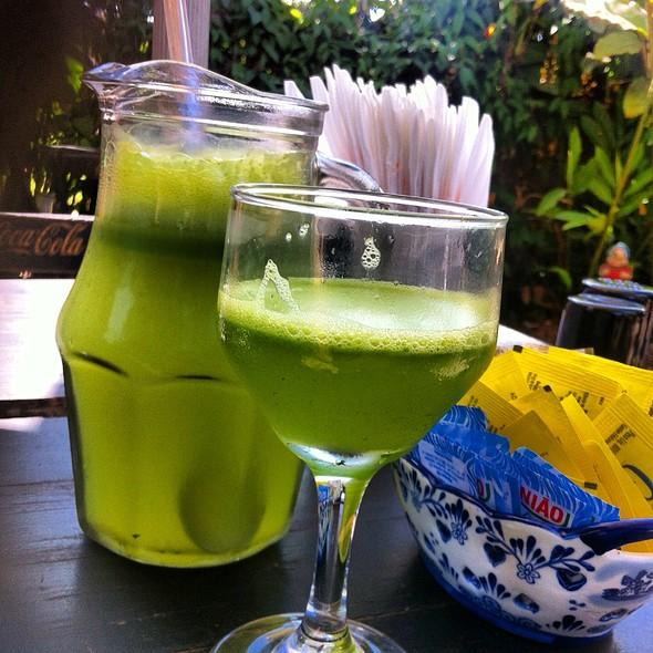 Green Juice @ Martin Holandesa