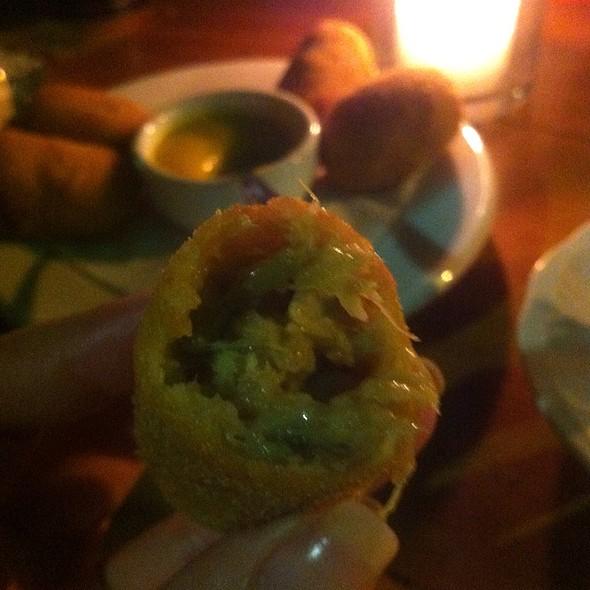 Croquete De Frango @ Restaurante Casa Bela Café