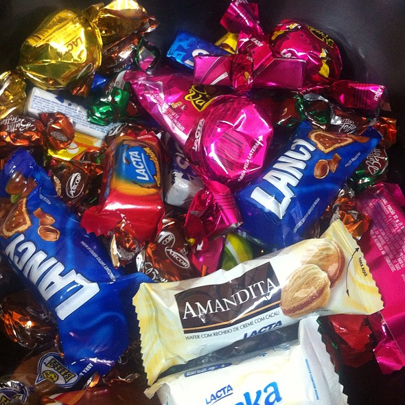 Assorted chocolate @ Family Food
