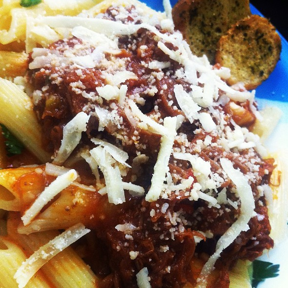 Bolognese Pasta @ Family Food
