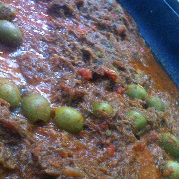Meat Sauce  @ Family Food