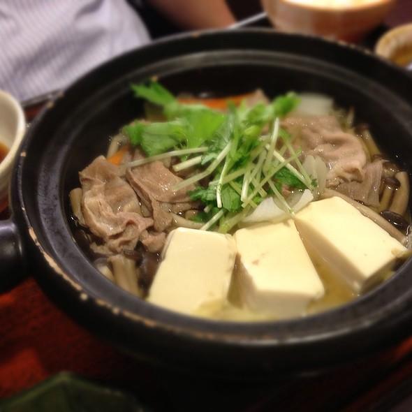Pork Hotpot @ 大戶屋