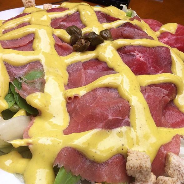 Salada De Carpaccio @ Desfrutti