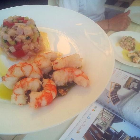 Tris Di Tartare Di Pesce @ Home