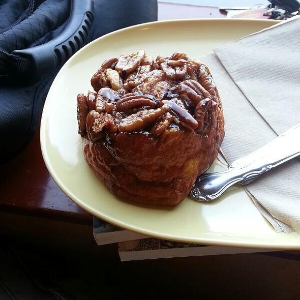 Pecan Roll @ Panera Bread