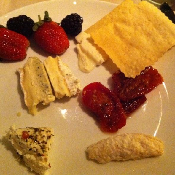 Cheese Selection! @ Millennium Hilton Bangkok