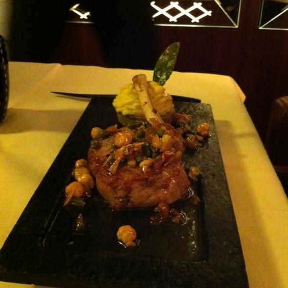 Veal @ Mori Venice Bar