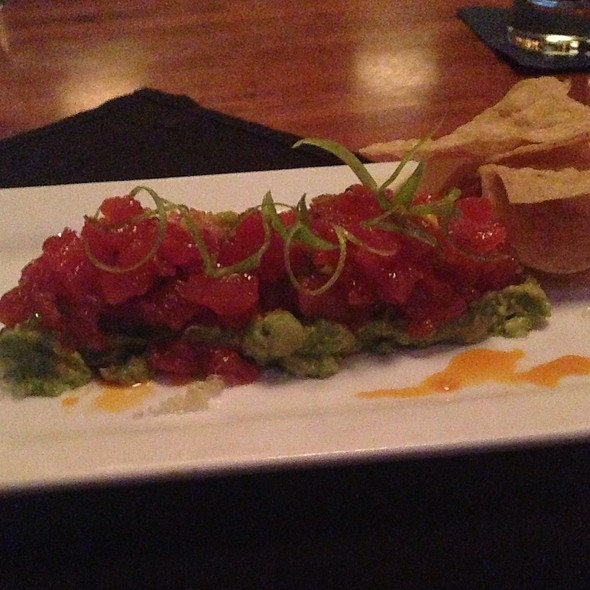 Tuna Ceviche - Neighborhood Services, Dallas, TX