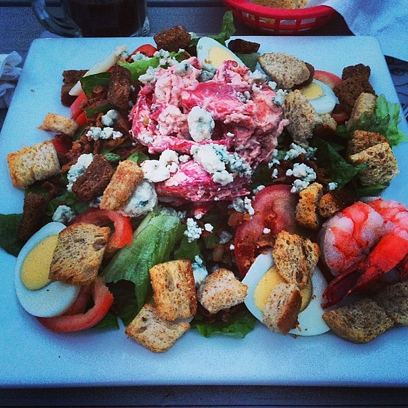 Last meal in Cape Cod and I'm craving it for dinner again. @ Wee Packet