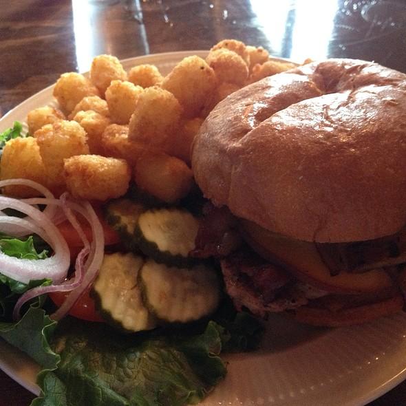 Grilled Tenderloin @ Butcher Block Steakhouse