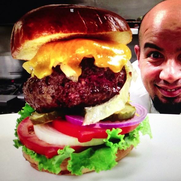 The Big Cheese Burger