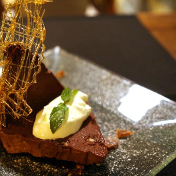 Chocolate Mousse Cake @ Café San Juan