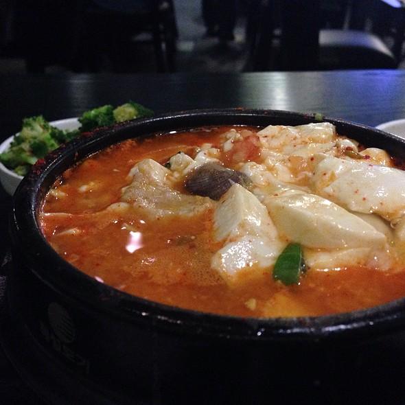 Soon Dubu @ Stone Korean Kitchen
