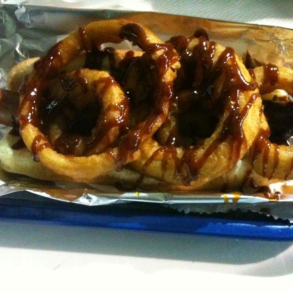 Lord Of The Rings Dog @ Pinks Hot Dogs