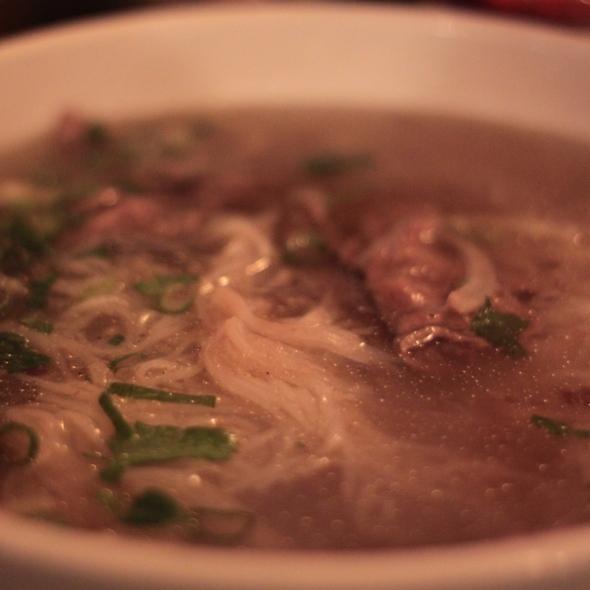 Beef Pho @ Mekong